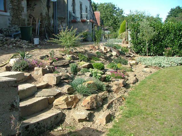 Garden Rockery Ideas Building A Rock Gardenrockery Gardeners
