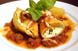 Ricotta Stuffed Shells Recipe on Food52 recipe on Food52