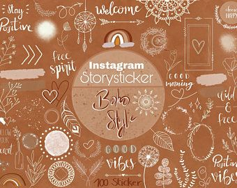 Instagram stories | Etsy ES