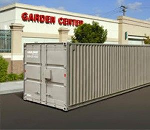 A shipping container rental may be the cost effective portable