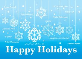 Happy holidays be a good shopper pinterest cards happy holidays m4hsunfo