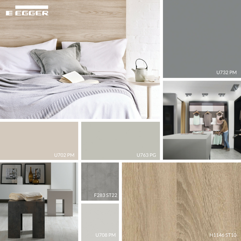 7 Small Bedroom Designs By Professional Experts: Pin By EGGER On Trends: Grey