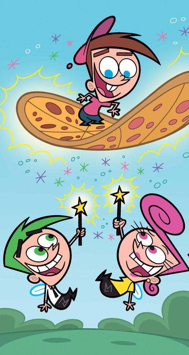 The Fairly Oddparents The Fairly Oddparents Cartoon Wallpaper Old Cartoons