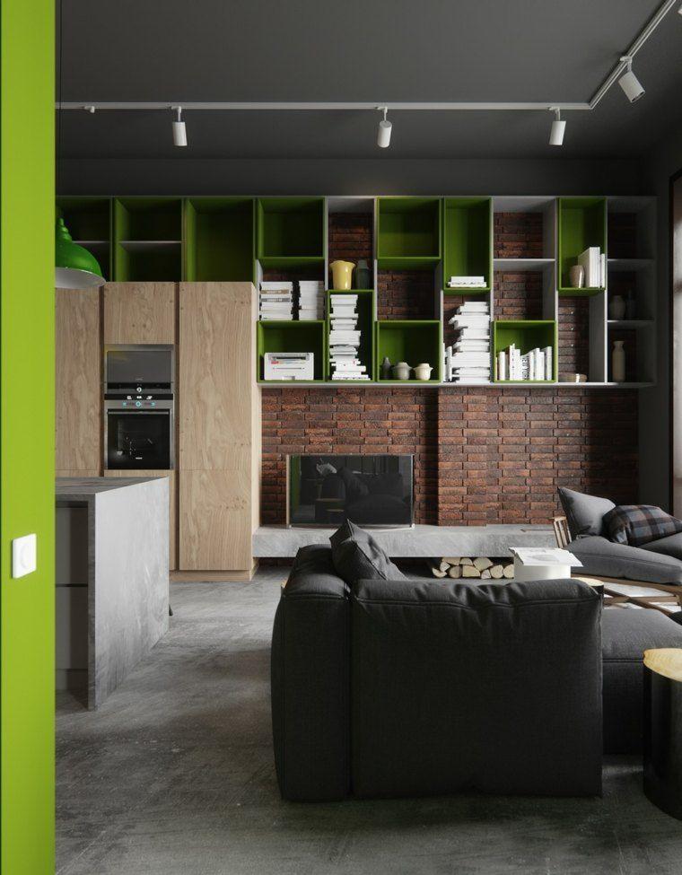 Habiller un mur en 30 idées inspirantes et originales à découvrir - mur en bois interieur