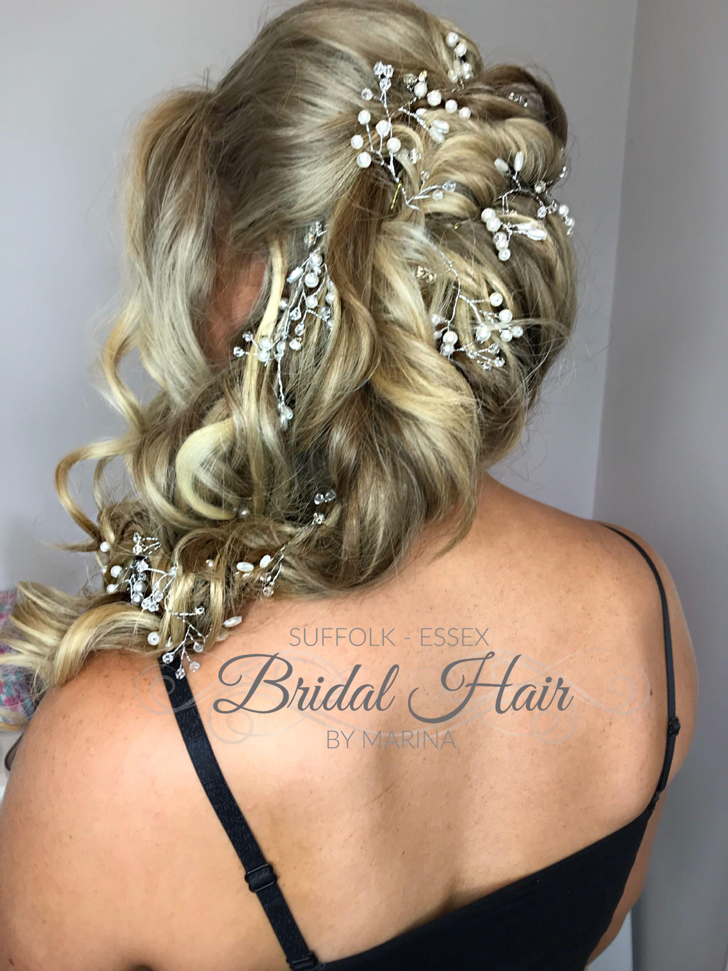 wedding/ bridesmaids hairstyles with volume | hair