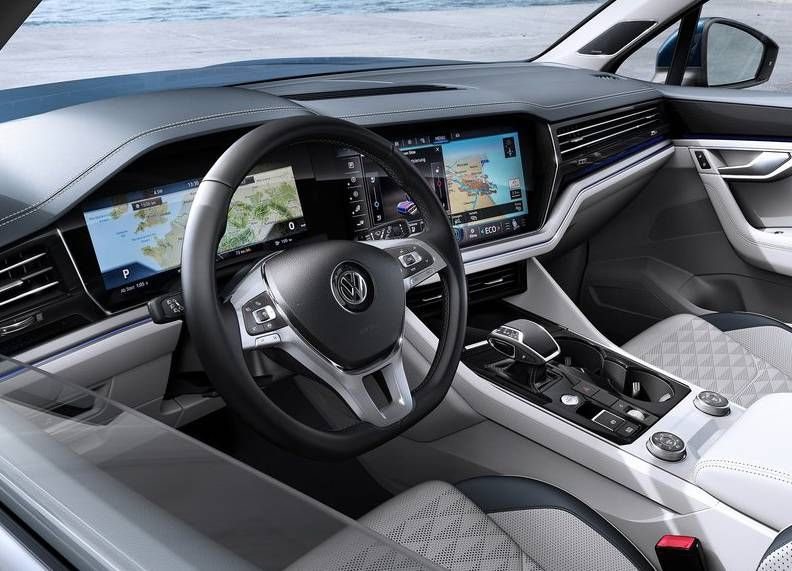 2019 Volkswagen Touareg Review Specs Relase Date Colors
