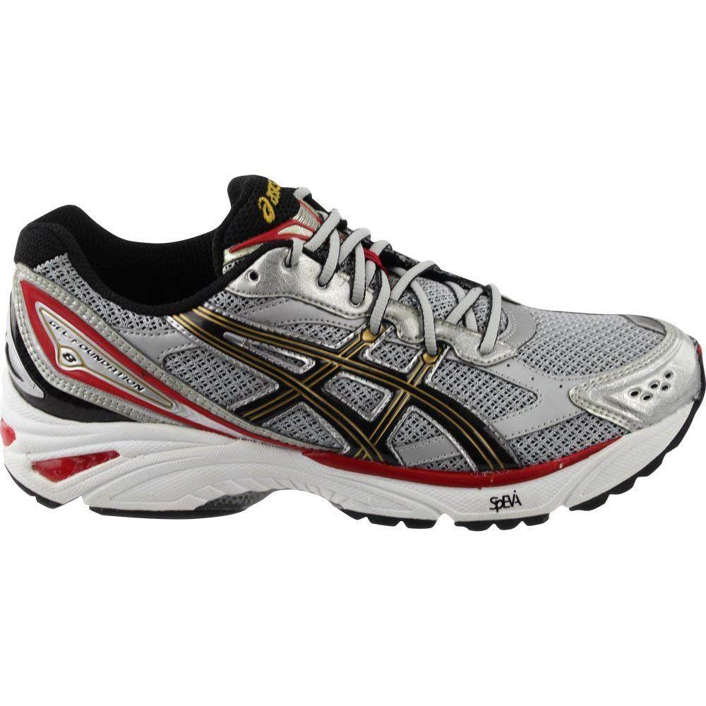 asics gel foundation 8 men's shoes