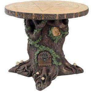 Great Small Fairy Altar Table [NOW2437]   £199.99 : Nemesis Now Da .. Gothic  FurnitureFairy ...