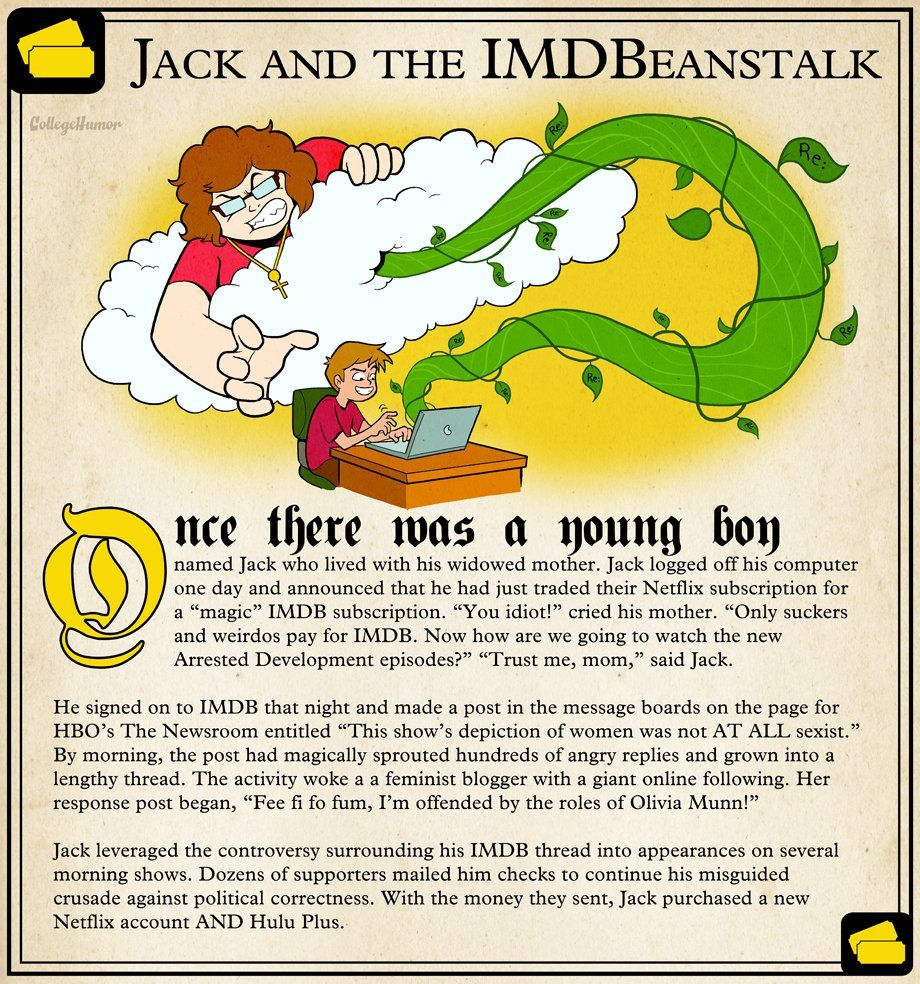 More Internet Fairy Tales   Fairy Tales & Internet Narrative   Fairy