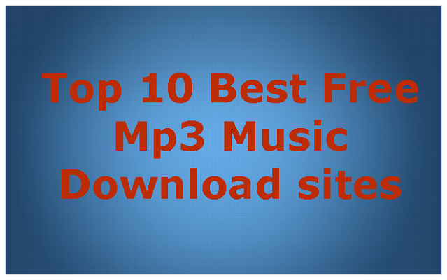 download best music on the internet using best websites http://www.bitatree.com/sites/top-best-free-mp3-music-download-sites.html