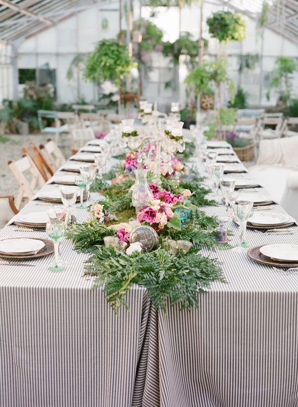 English garden wedding tablescape #weddingreception #weddingdecor #gardenwedding #tablescape #tablesetting