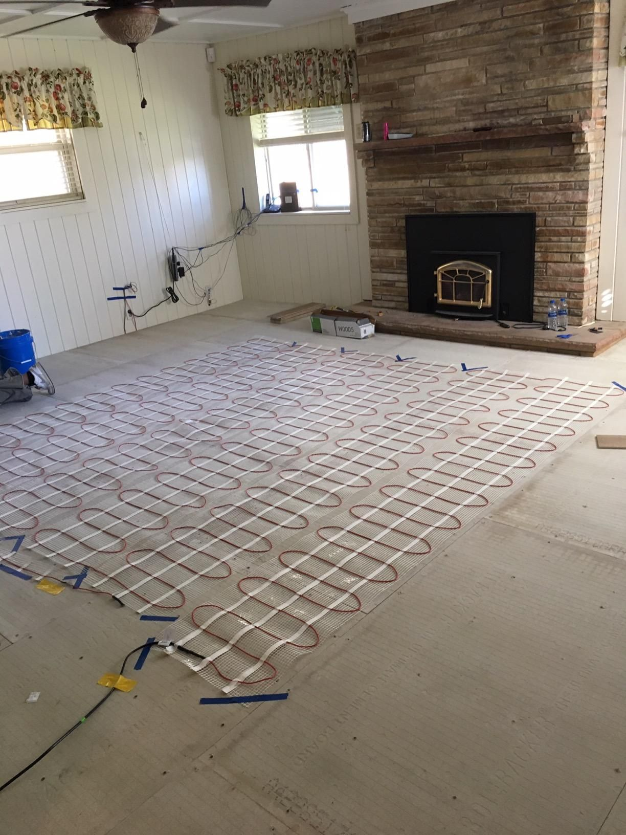 Best Radiant Floor Heating Reviews In 2020 Radiant Floor Radiant Floor Heating Floor Heating Systems