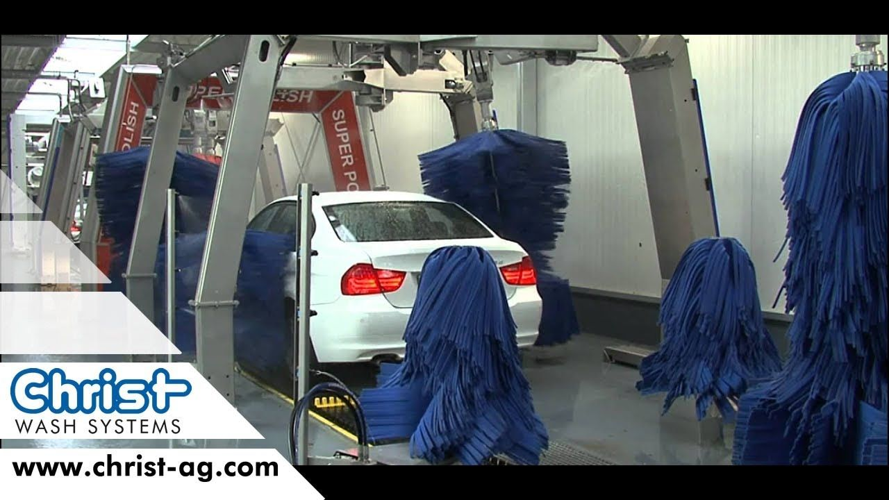 Express car wash tunnel english christ wash systems