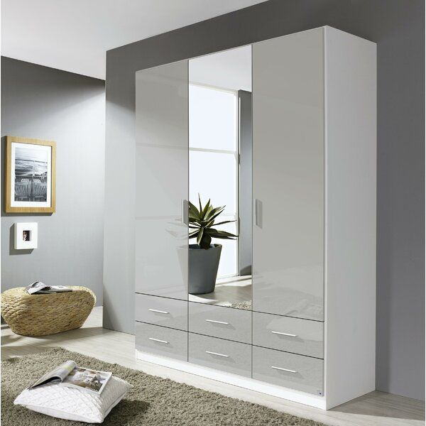 Best Stuttgart 3 Door Wardrobe In 2020 Bedroom Furniture Sets 400 x 300