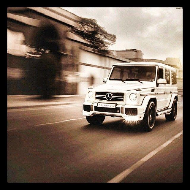 #mercedes #g55 #g63 #g65 #amg #white #ksa
