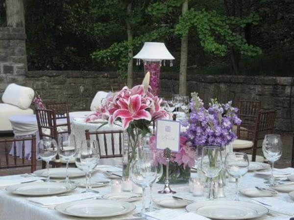 36 stunning outdoor summer wedding centerpieces ideas summer outdoor summer wedding centerpieces ideas 22 junglespirit Images