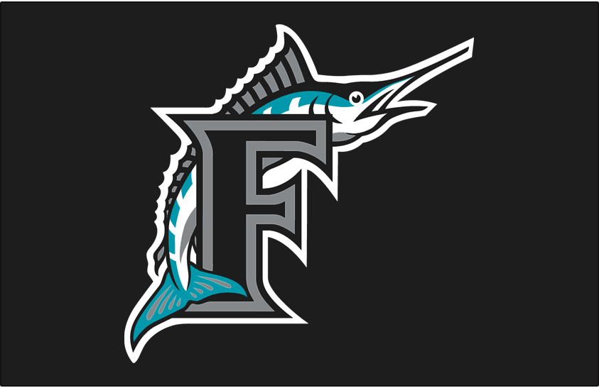 Florida Marlins Cap Logo 1993 2011