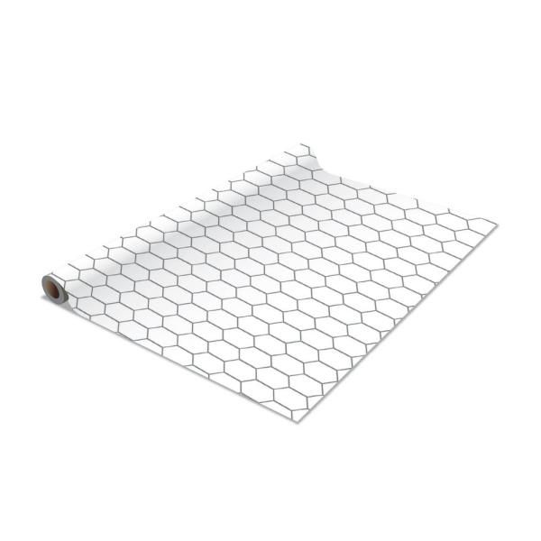 Simplify 2 Pack Honeycomb Self Adhesive Shelf Liner In White 26522 White The Home Depot Shelf Liner Drawer Liner Shelf Liners