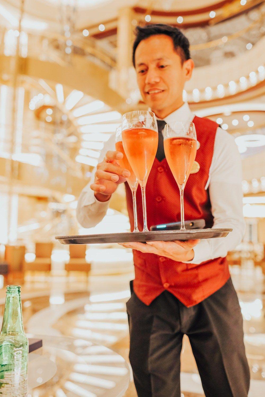 Sky Princess A Full Review Of Princess Cruises Newest Ship In 2020 Princess Cruises Cruise Best Cruise