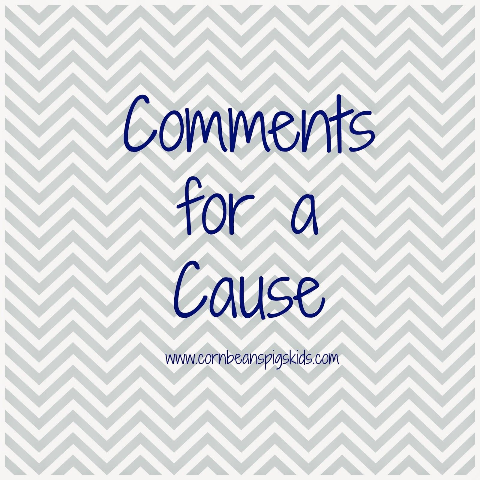 Comments for a cause childrens tumor foundation love