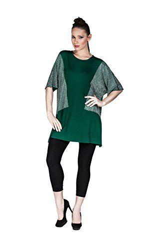 Women's Short Sleeve Tunic Shirt Mini Shift Dress with Rhinestones (Green) LuckyBEBE http://www.amazon.com/dp/B01DTZDI9C/ref=cm_sw_r_pi_dp_FB1axb0ZZ8XXR
