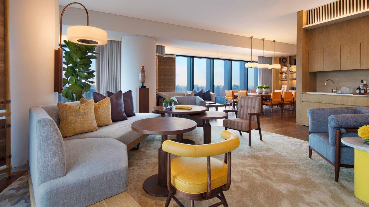 主页 Anda安达仕 Luxury Hotel Room Guest Room Design Room