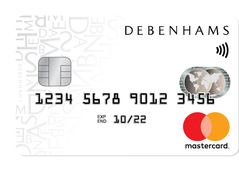 Marathon Credit Card Login >> Debenhams Credit Card Login Apply For Debenhams Credit Card