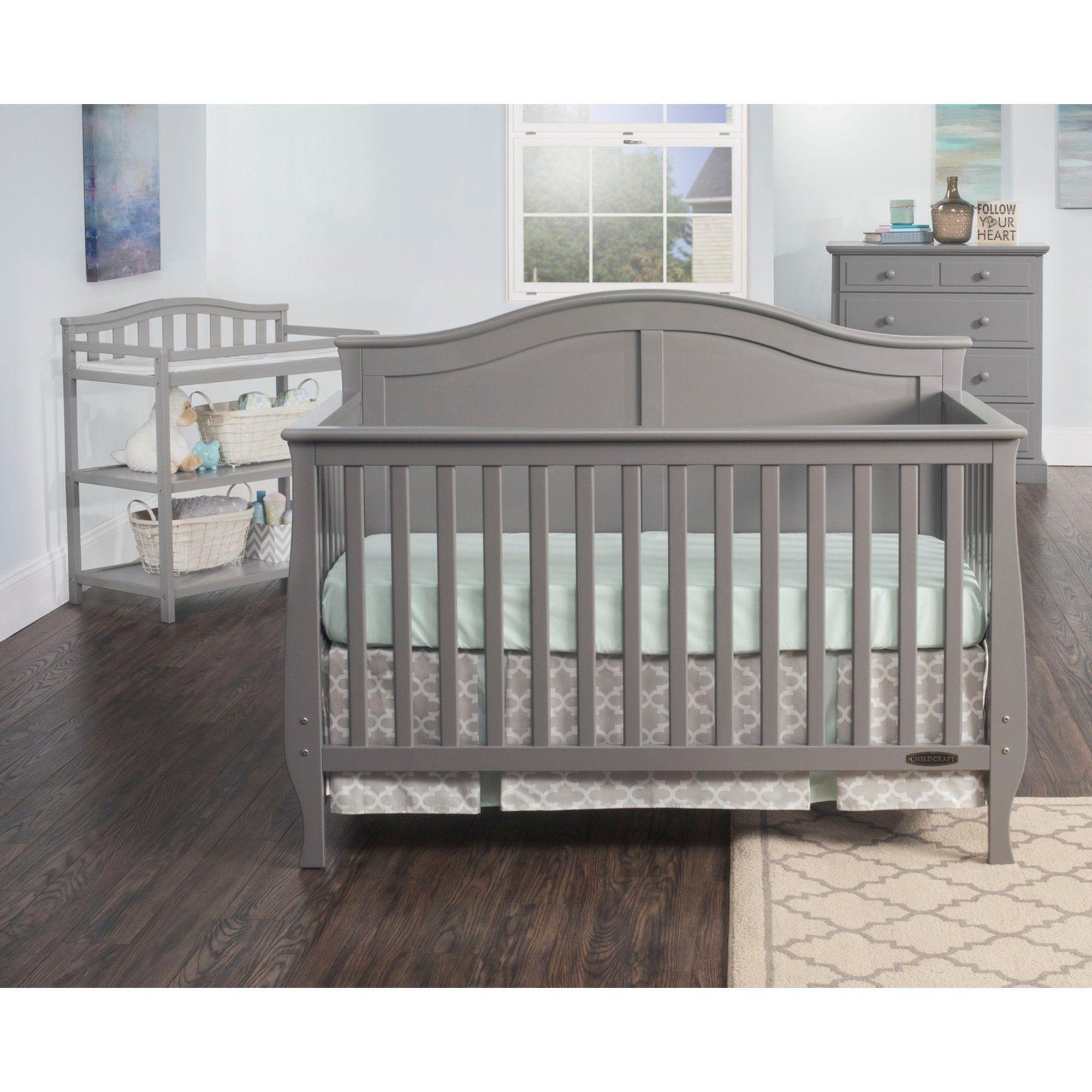 Camden 4 In 1 Convertible Crib Convertible Crib Nursery