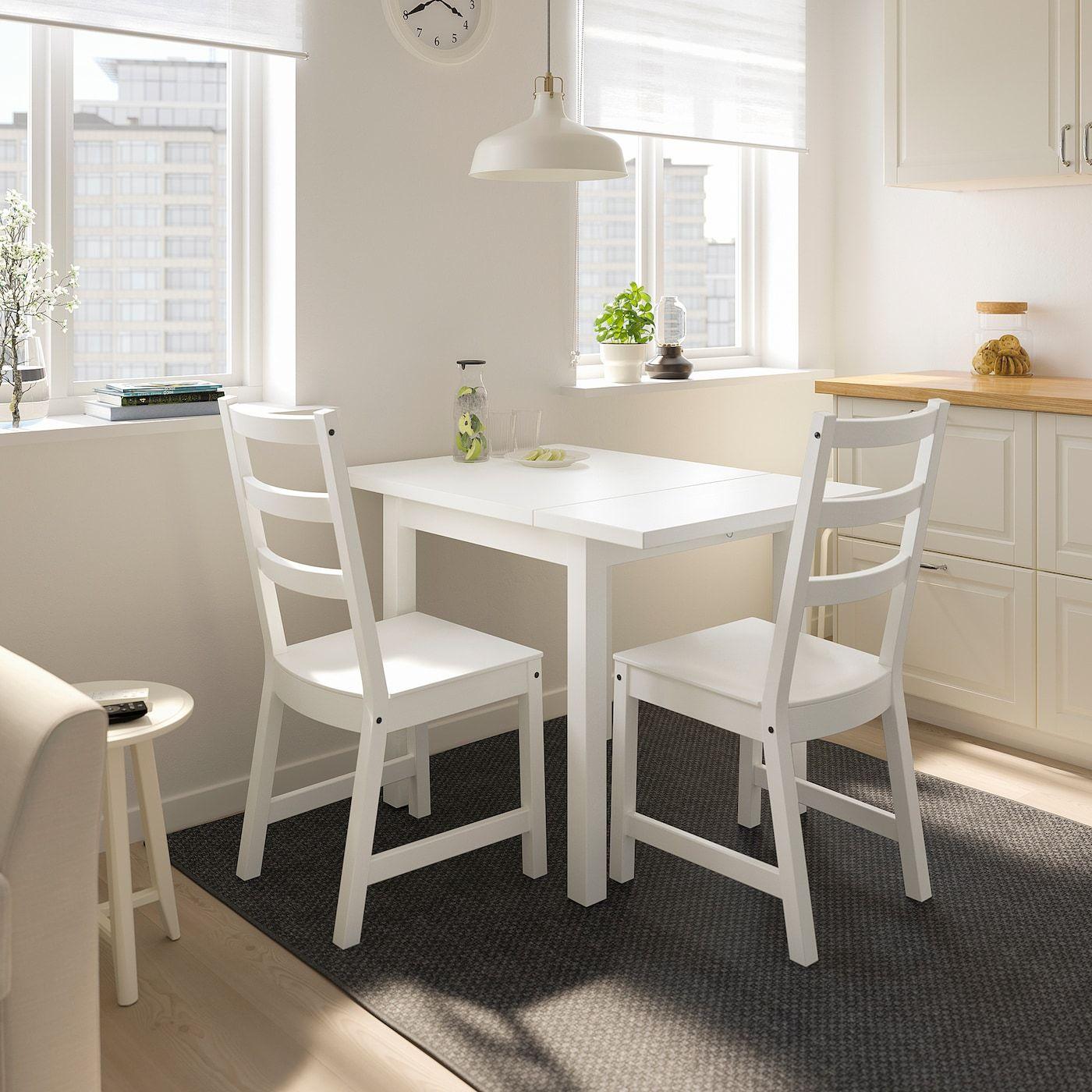Fine Nordviken Nordviken Table And 2 Chairs White White In Cjindustries Chair Design For Home Cjindustriesco