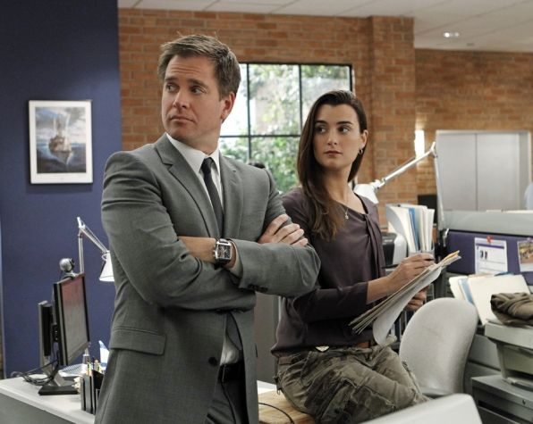 Tony & Ziva. 2 of my favorites from my favorite tv show