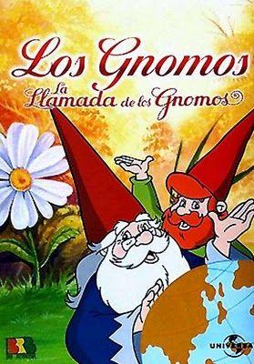 La Llamada De Los Gnomos Gnomos Series Dibujos Animados