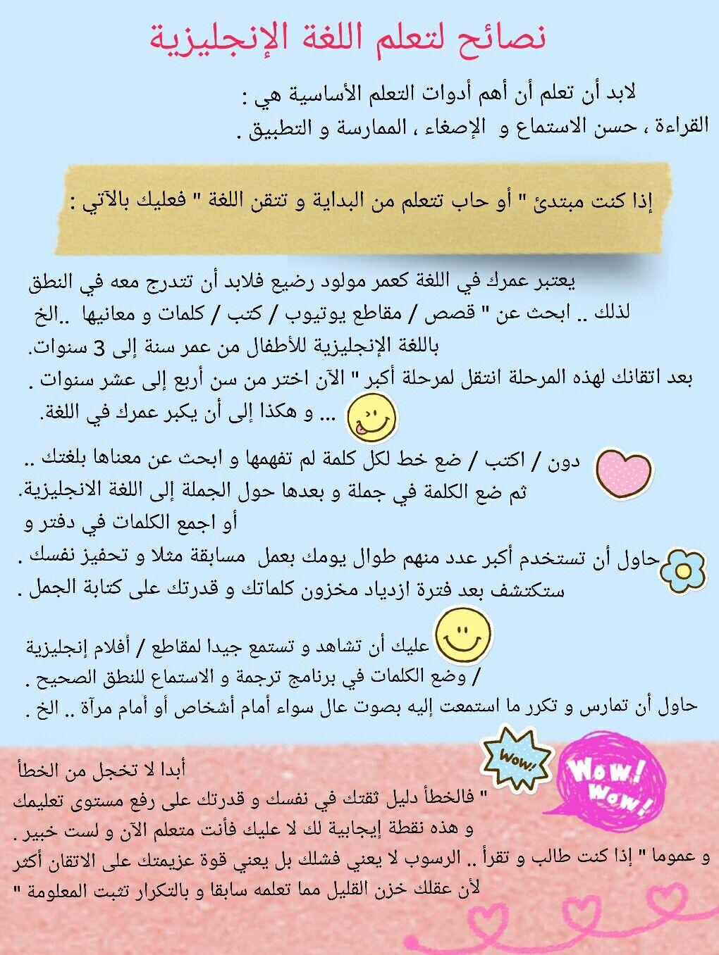 15الإنجليزية بسهولة نصائح لتعلم اللغة الإنجليزية English Advice Ale