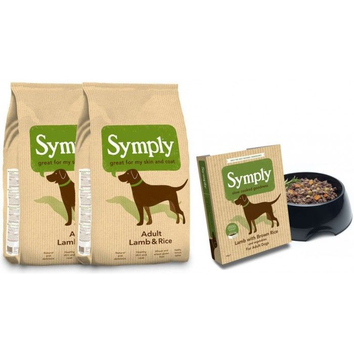 Symply Food Animals Dog Food Recipes Pet Care