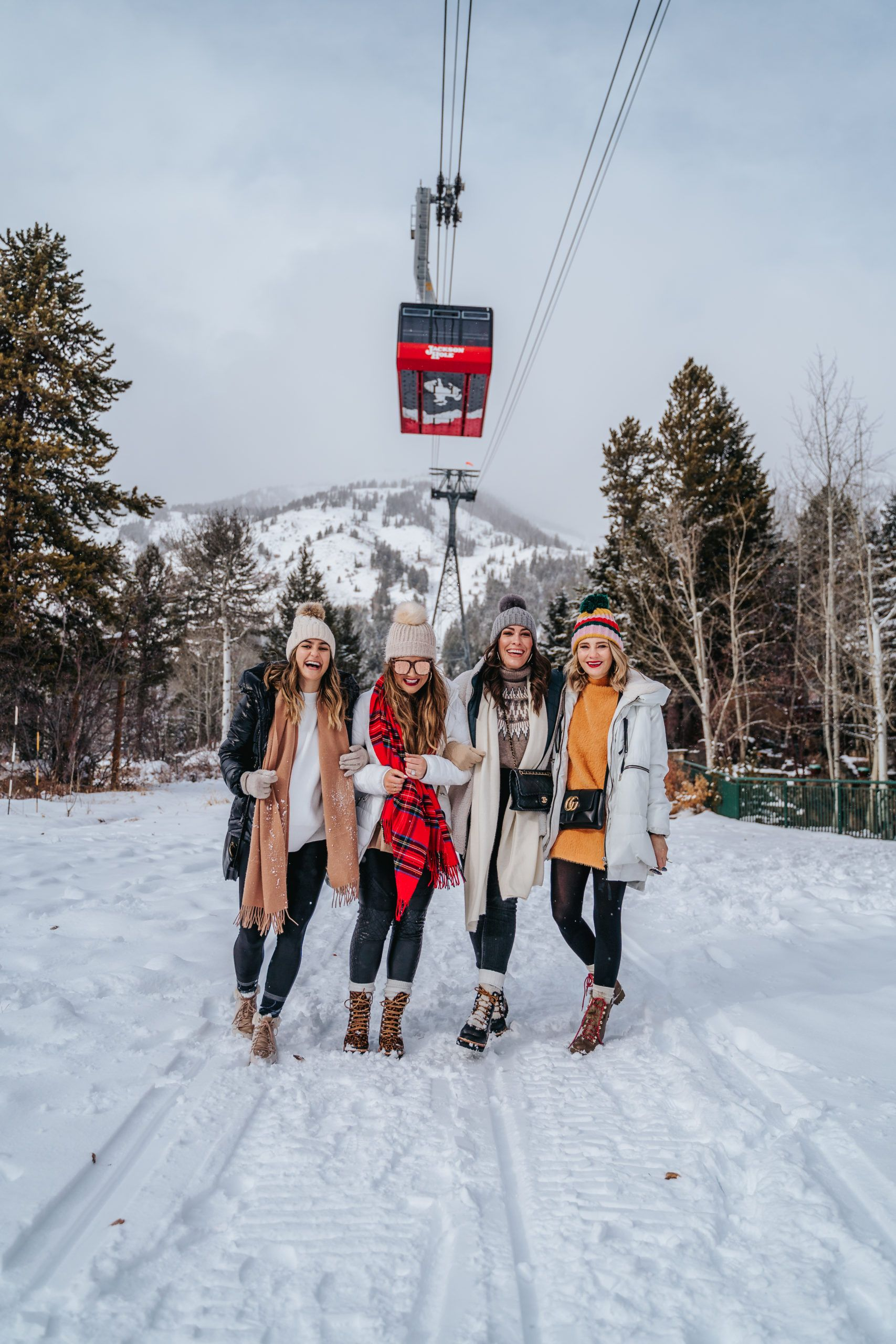 Jackson Hole Wyoming Girls Weekend Where To Stay Eat Play Pretty In Pink Megan In 2021 Girls Weekend Winter Travel Outfit Jackson Hole [ 2560 x 1707 Pixel ]