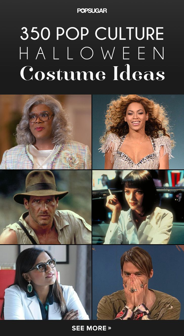 500 Pop Culture Halloween Costume Ideas | Pop culture, Halloween