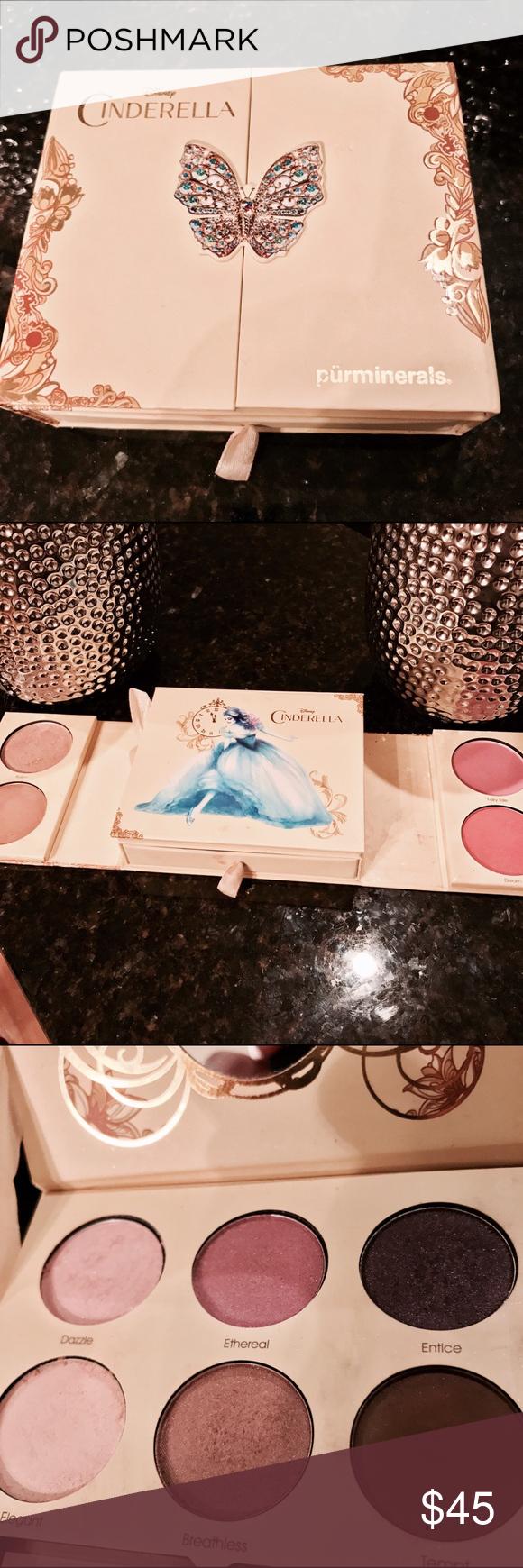PUR Mineral, Cinderella full makeup kit Full makeup kit