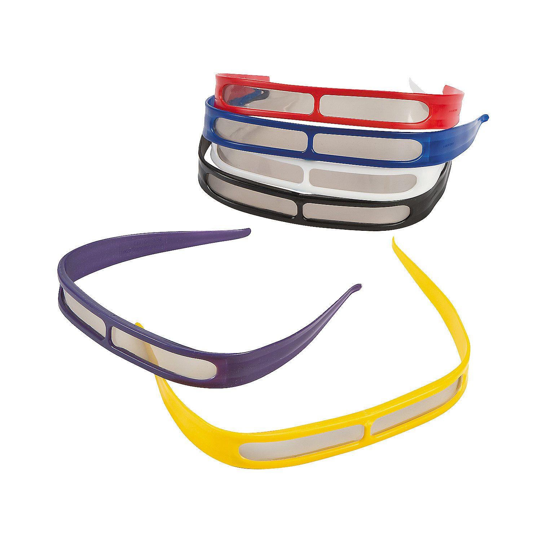 Streamlined Hairband Sunglasses Orientaltrading Com Sunglasses