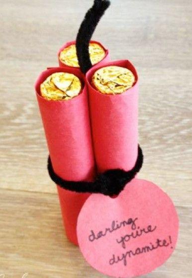 Easy Homemade Valentine`s day gifts for boyfriend photo | Handmade ...