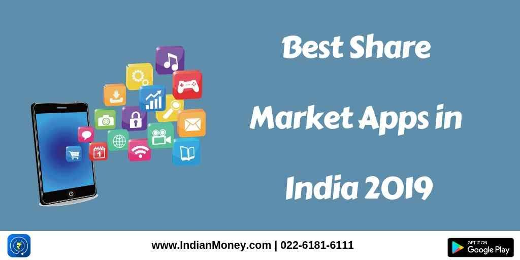 Best Share Market Apps In India 2019 With Images Share Market