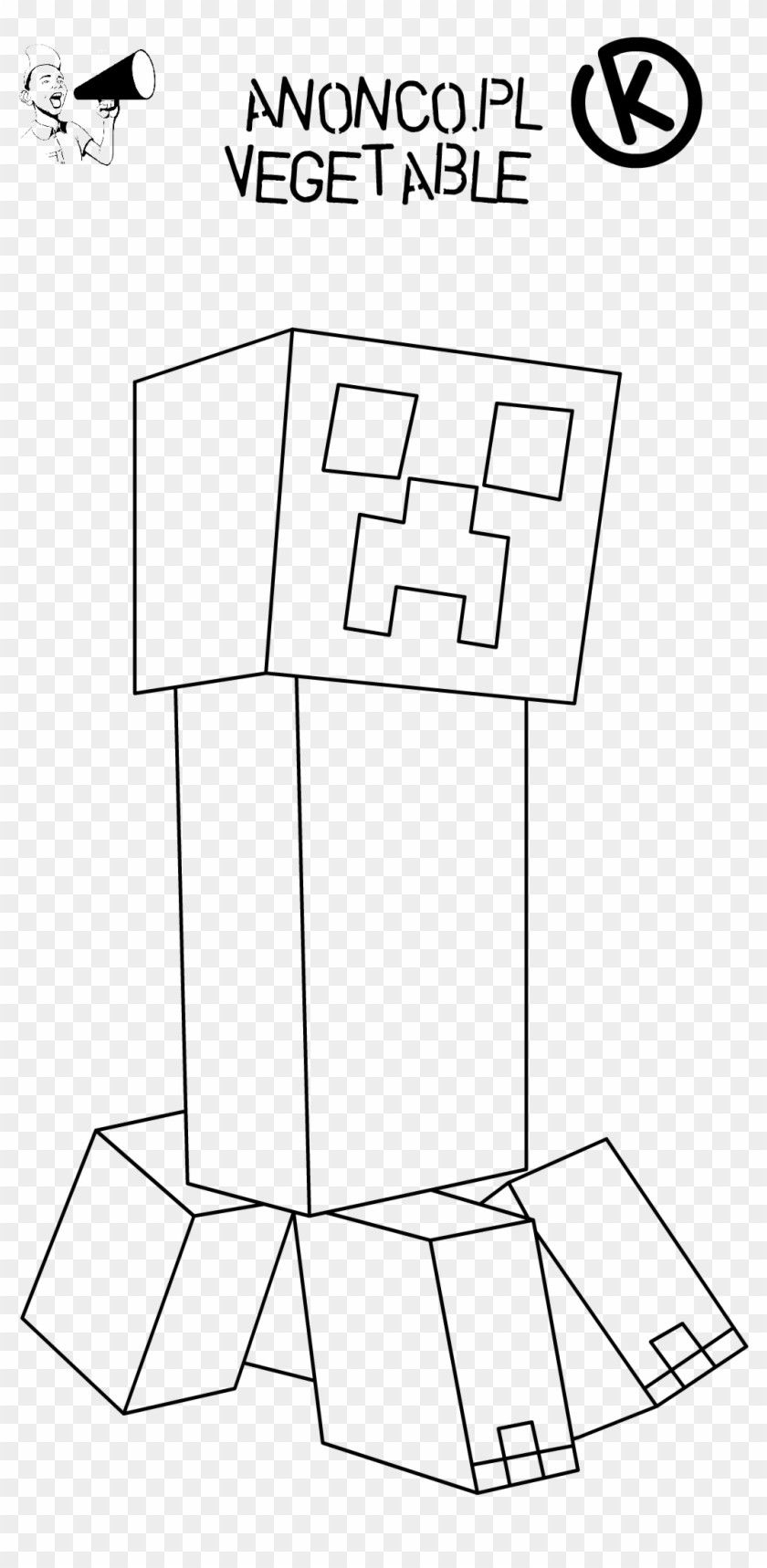 Creeper Minecraft Coloring Page Youngandtae Com Minecraft Coloring Pages Owl Coloring Pages Creeper Minecraft