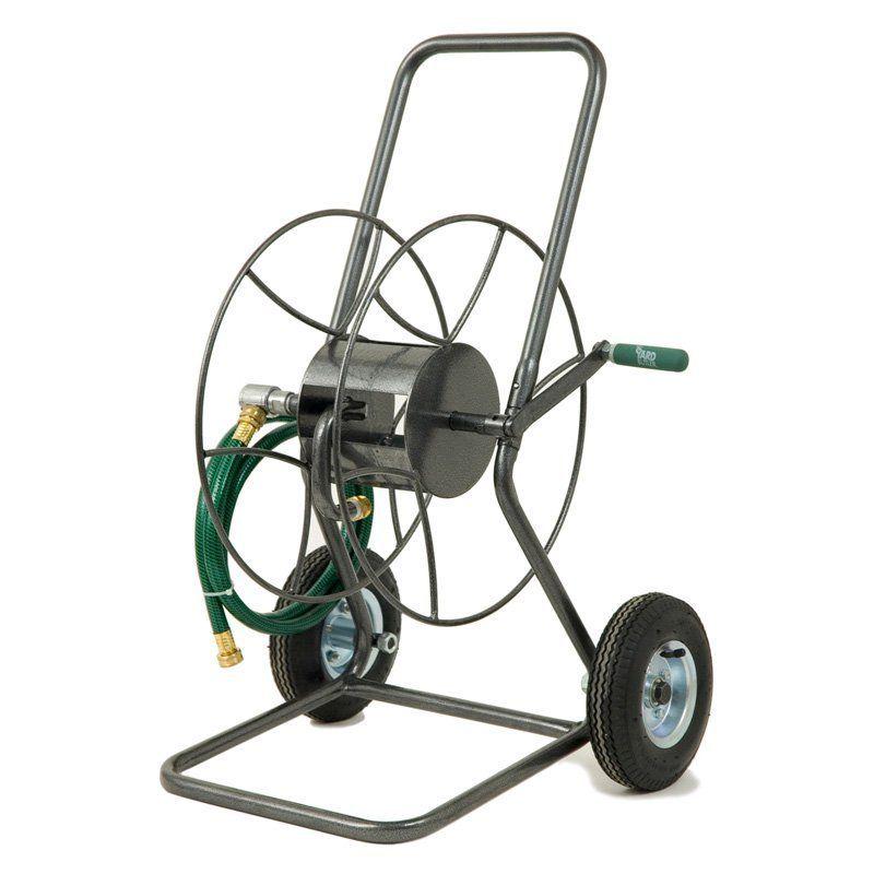 Yard Butler 2 Wheeled Hose Truck 1402 5530 Hose Reel Garden Hose Reel Steel Hose