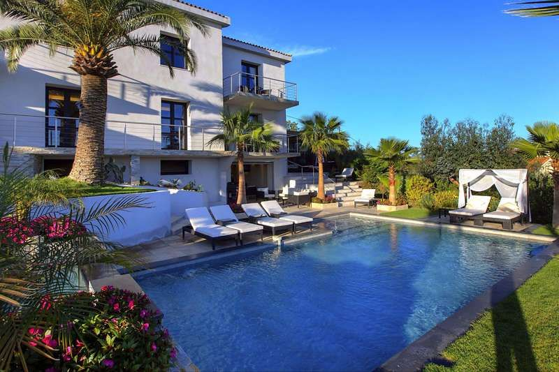 France - Cannes – Modern style villa for sale in Super ...