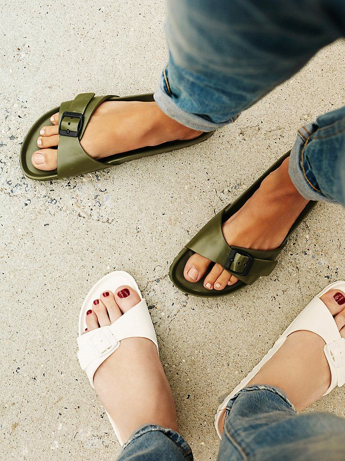 Free People EVA Madrid Birkenstock