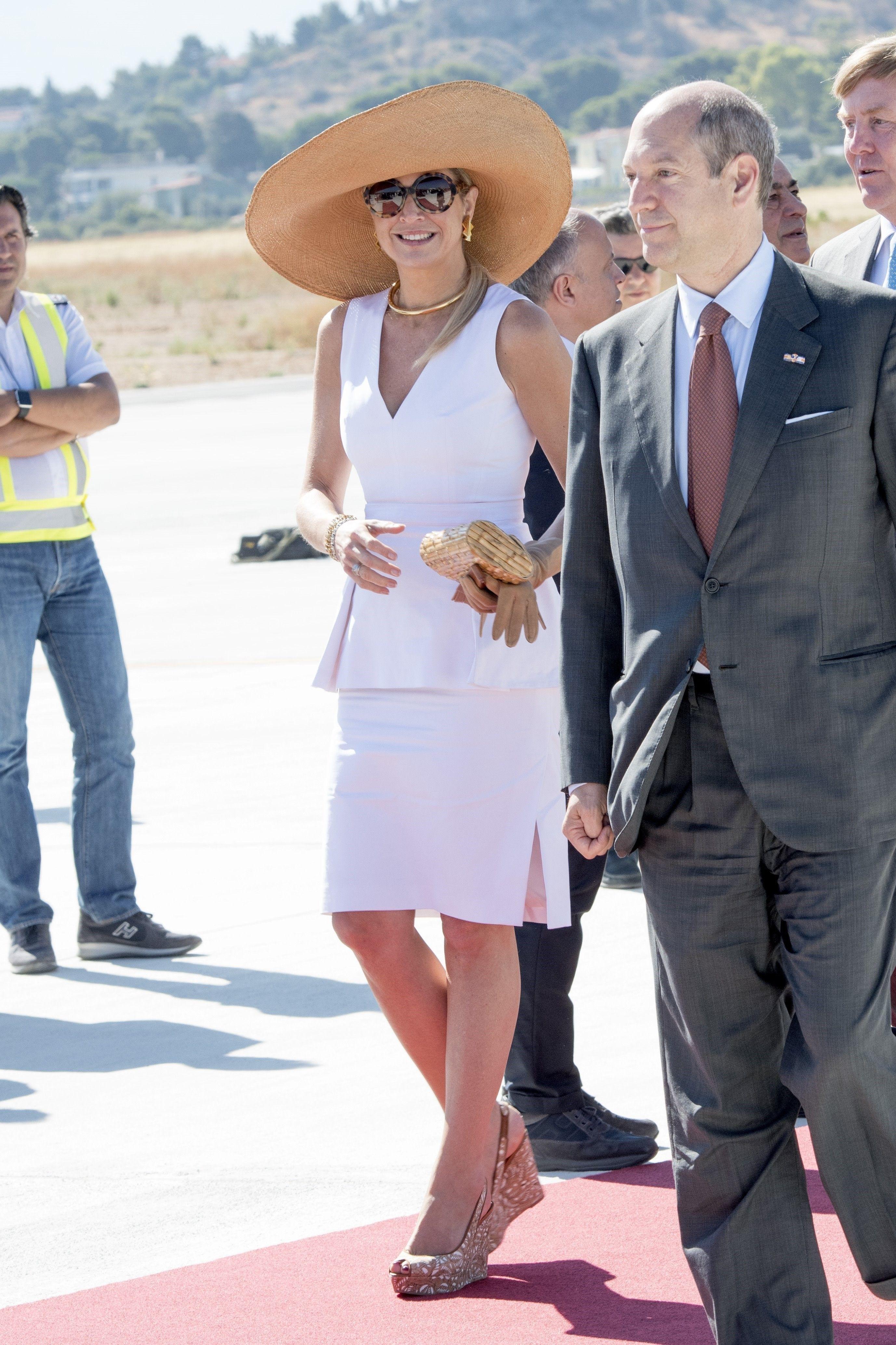 Max and Willem Alexander Visit Italy 23 Jun 2017