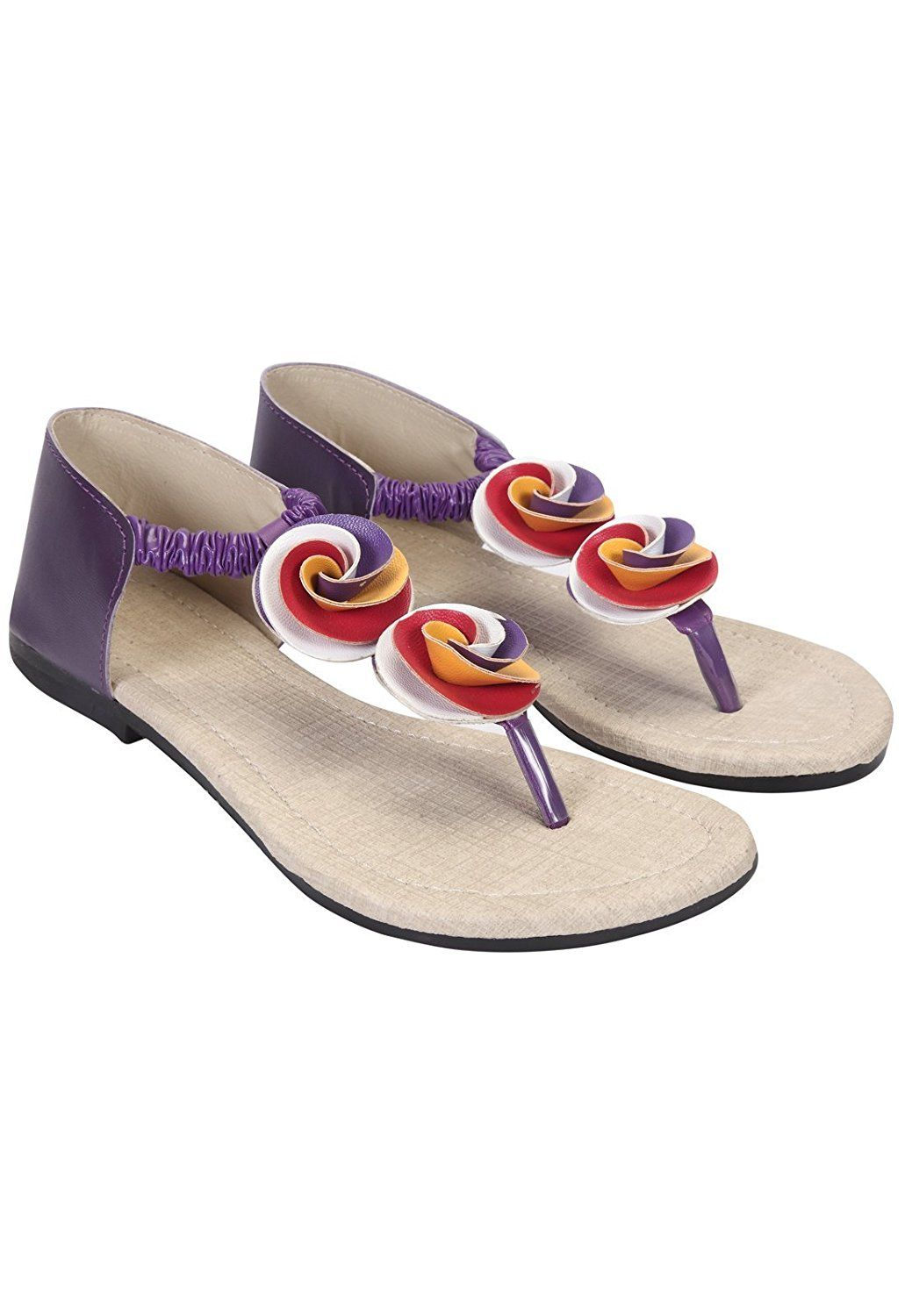 WALK N STYLE Women's Casual Sandal ** Want to know more