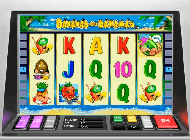 игровой автомат бананы на багамы