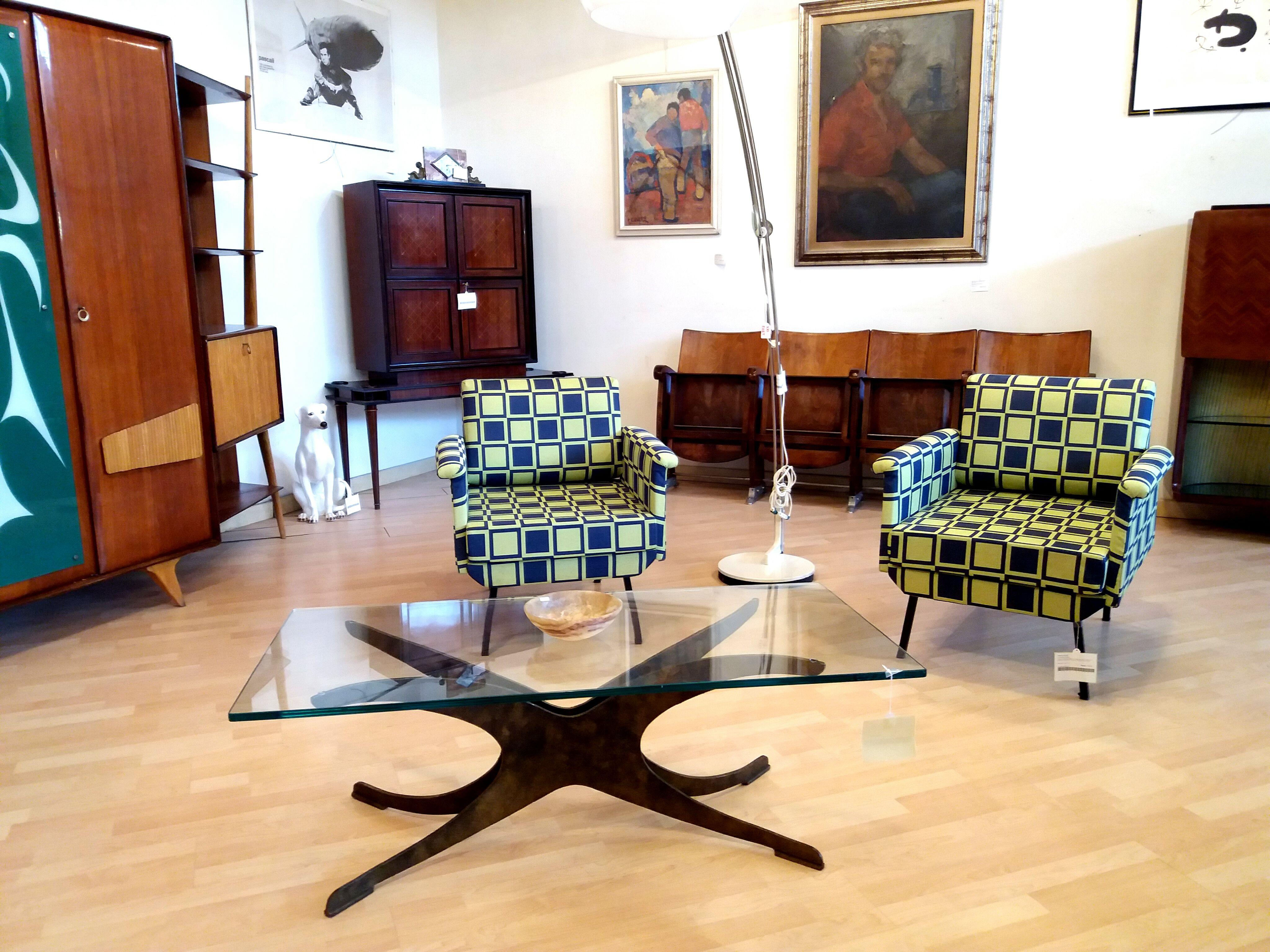 Ispirazione Di Interior Design Con Arredi E Complementi Vintage Di
