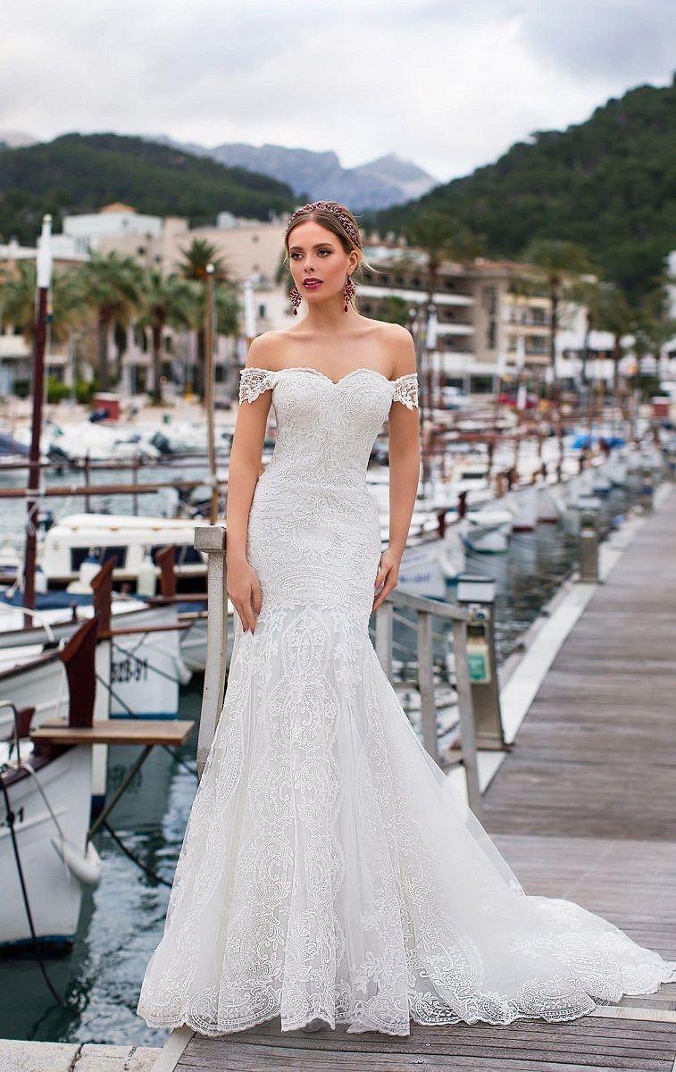 b23ccc9df91 Naviblue Bridal 2018 Wedding Dresses - Dolly Bridal Collection  weddingdress   weddinggown  brideddress  bridalgown  weddingdresses