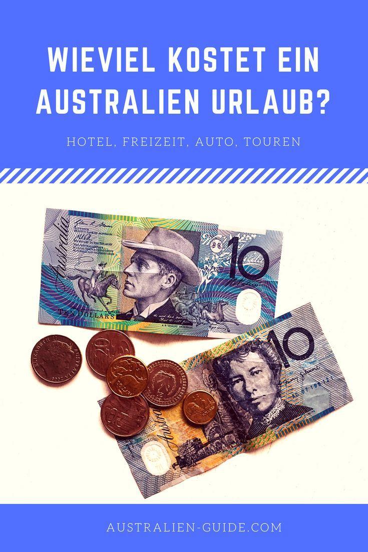 Wieviel kostet ein Australien Urlaub in 2019 Australien
