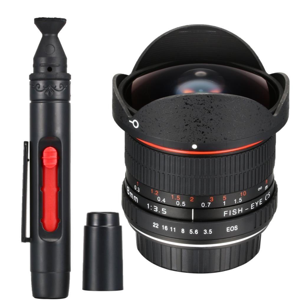 8mm f3 5 hd fisheye lens manual focus for canon 60d 70d 550d 600d rh pinterest co uk eos 1100d manual focus 1 Canon EOS 1100D